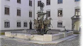 Projekt Brunnen Schloss Zeil